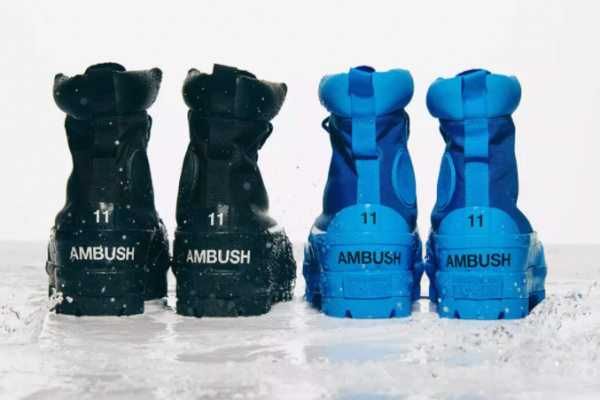 BE PREPARED FOR YOU IN THIS CONVERSE X AMBUSH COLLAB